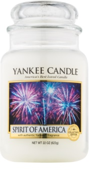 Yankee Candle Spirit of America candela profumata 623 g Classic grande