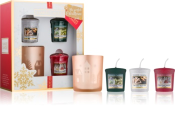 Yankee Candle The Perfect Christmas Gift Set Iv Notinocouk