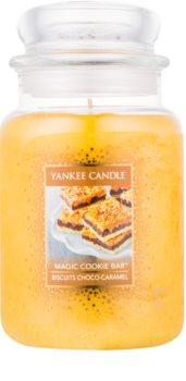 Yankee Candle Magic Cookie Bar lumânare parfumată  623 g Clasic mare