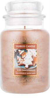 Yankee Candle Iced Gingerbread vonná svíčka 623 g Classic velká