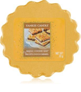 Yankee Candle Magic Cookie Bar Duftwachs für Aromalampe 22 g