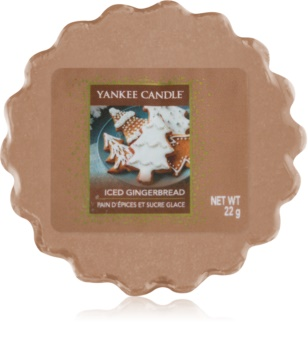 Yankee Candle Iced Gingerbread Wax Melt 22 g