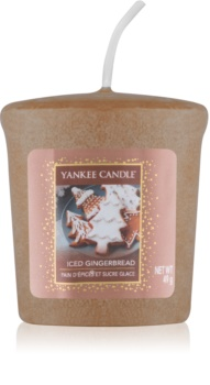 Yankee Candle Iced Gingerbread Votive Candle 49 g