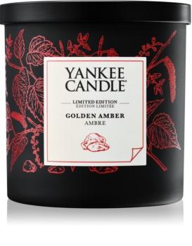 Yankee Candle Golden Amber bougie parfumée 198 g petite