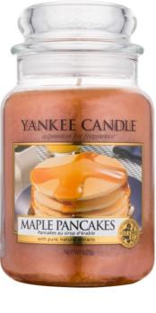 Yankee Candle Maple Pancakes vonná svíčka 623 g Classic velká
