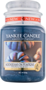 Yankee Candle Moonbeams On Pumpkins Duftkerze  623 g Classic groß