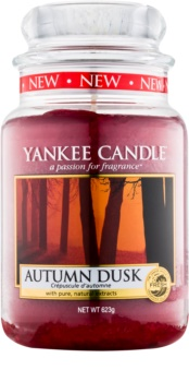 Yankee Candle Autumn Dusk bougie parfumée 623 g Classic grande