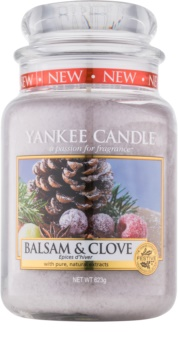 Yankee Candle Balsam & Clove Duftkerze  623 g Classic groß