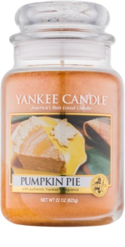 Yankee Candle Pumpkin Pie bougie parfumée 623 g Classic grande