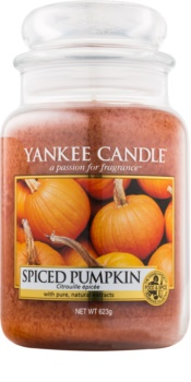 Yankee Candle Spiced Pumpkin świeczka zapachowa  623 g Classic duża