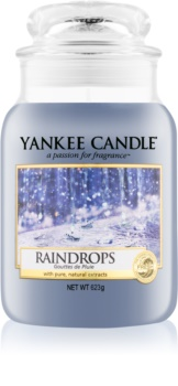 Yankee Candle Raindrops Scented Candle 623 g Classic Large