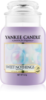 Yankee Candle Sweet Nothings candela profumata 623 g Classic grande