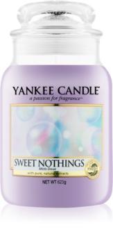 Yankee Candle Sweet Nothings lumânare parfumată  623 g Clasic mare