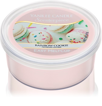 Yankee Candle Scenterpiece  Rainbow Cookie Wax voor een elektrische wax smelter 61 gr