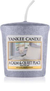 Yankee Candle A Calm & Quiet Place vela votiva 49 g