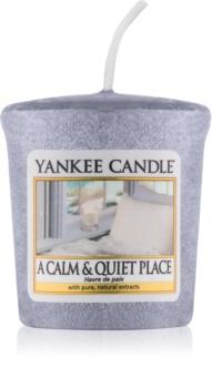Yankee Candle A Calm & Quiet Place viaszos gyertya 49 g