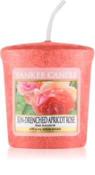 Yankee Candle Sun-Drenched Apricot Rose mala mirisna svijeća