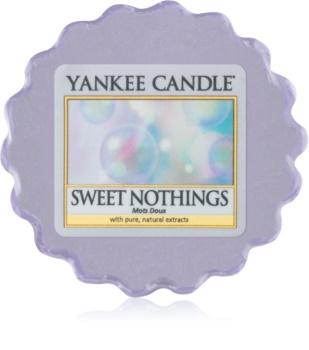 Yankee Candle Sweet Nothings tartelette en cire 22 g