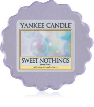 Yankee Candle Sweet Nothings vosek za aroma lučko  22 g