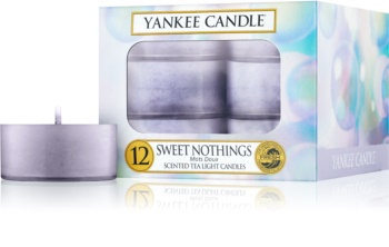 Yankee Candle Sweet Nothings Tealight Candle 12 x 9,8 g