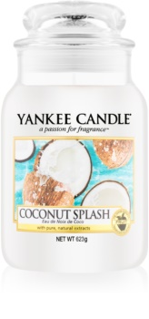 Yankee Candle Coconut Splash αρωματικό κερί Κλασικό μεγάλο 623 γρ