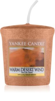 Yankee Candle Warm Desert Wind candela votiva 49 g