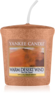 Yankee Candle Warm Desert Wind Votive Candle 49 g