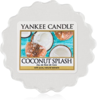 Yankee Candle Coconut Splash Duftwachs für Aromalampe 22 g