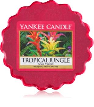 Yankee Candle Tropical Jungle tartelette en cire 22 g