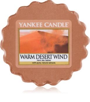 Yankee Candle Warm Desert Wind cera para lámparas aromáticas 22 g