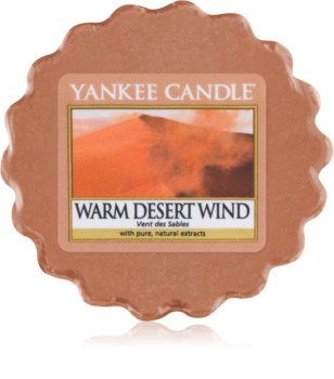 Yankee Candle Warm Desert Wind vosk do aromalampy 22 g