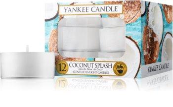 Yankee Candle Coconut Splash lumânare 12 x 9,8 g
