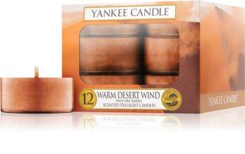 Yankee Candle Warm Desert Wind lumânare 12 x 9,8 g