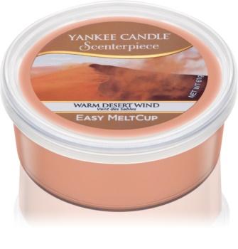 Yankee Candle Warm Desert Wind Wax voor een elektrische wax smelter 61 gr