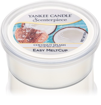 Yankee Candle Coconut Splash Ceară pentru încălzitorul de cearăCeară pentru încălzitorul de ceară 61 g