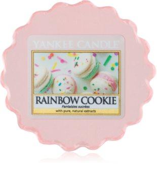 Yankee Candle Rainbow Cookie κερί για αρωματική λάμπα 22 γρ