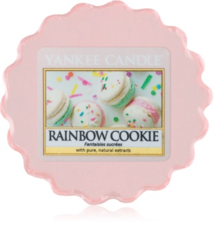 Yankee Candle Rainbow Cookie cera derretida aromatizante