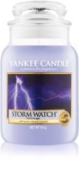 Yankee Candle Storm Watch illatos gyertya  623 g Classic nagy méret