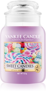 Yankee Candle Sweet Candies Scented Candle 623 g Classic Large