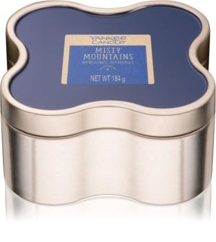 Yankee Candle Misty Mountains ароматизована свічка  184 гр Металічна коробка