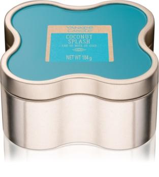 Yankee Candle Coconut Splash lumânare parfumată  cutie de metal 184 g