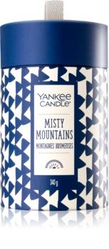 Yankee Candle Misty Mountains vonná svíčka 340 g dárková krabička