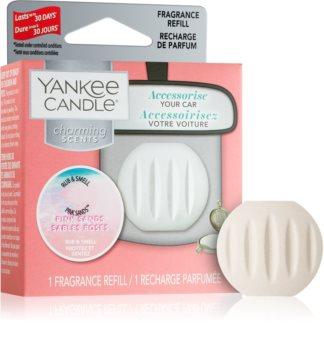 Yankee Candle Pink Sands vůně do auta   náhradní náplň