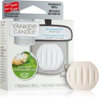 Yankee Candle Clean Cotton deodorante per auto   ricarica