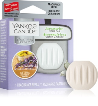 Yankee Candle Lemon Lavender vôňa do auta   náhradná náplň