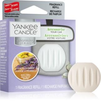 Yankee Candle Lemon Lavender vůně do auta   náhradní náplň