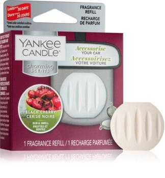 Yankee Candle Black Cherry aроматизатор за автомобил   резервен пълнител