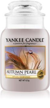 Yankee Candle Autumn Pearl Scented Candle 623 g Classic Large