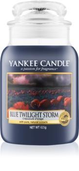 Yankee Candle Blue Twilight Storm vela perfumada Classic grande