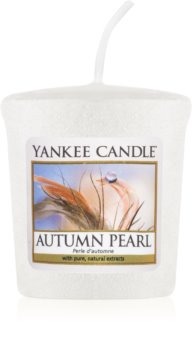Yankee Candle Autumn Pearl bougie votive 49 g